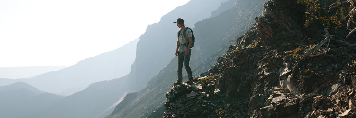 Klettern Titelbild