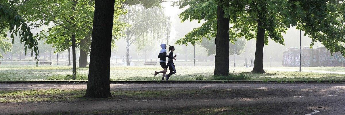 Laufen Titelbild