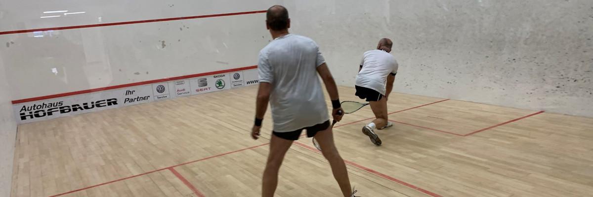 Squash Titelbild